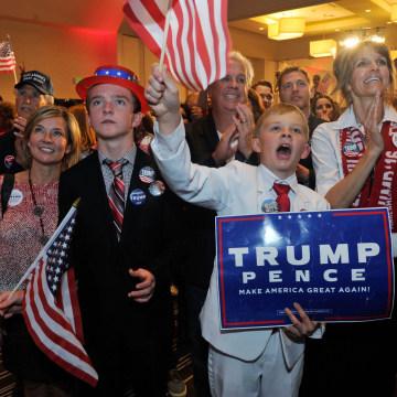 Image: TOPSHOT-US-VOTE