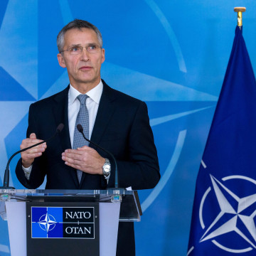 Image: NATO reacts after the USA elections