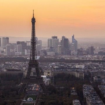 Views Of La Defense Business District As Interest From Real Estate Investors Grows