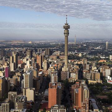 Aerial Views Of Johannesburg