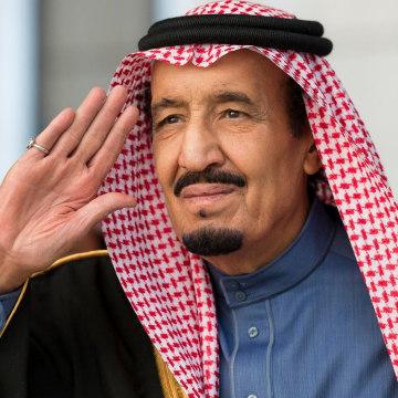 Image: SAUDI-KING