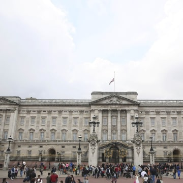 Image: Buckingham Palace in London