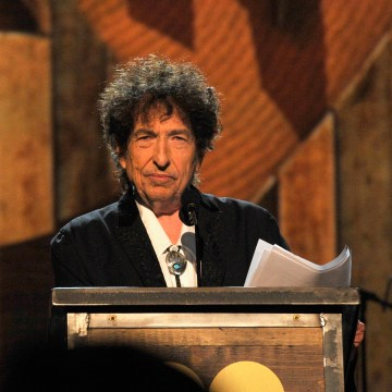 Image: MusiCares Person Of The Year Tribute To Bob Dylan - Show