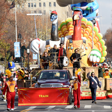 IMAGE: 2015 Macy's Thanksgiving Day Parade