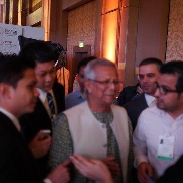 Image: Muhammad Yunus