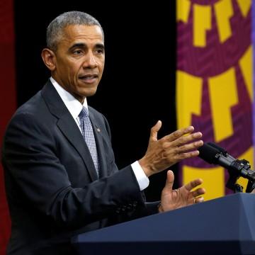 Image: Obama in Lima, Peru