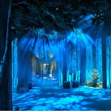 Image: Claridge's Christmas tree