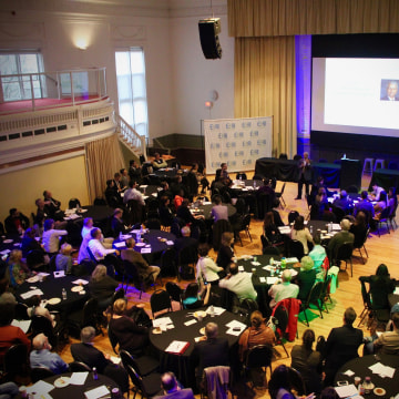 Photos of the Entrepreneurship for All Summit in Novermber, 2016.