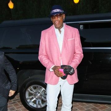 Celebrity Sightings In Los Angeles - September 15, 2016