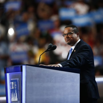 IMAGE: Rep. Keith Ellison, D-Minnesota
