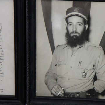 Arsenio Davila Garcia  is a former fighter who joined Fidel Castro and 80 others on the Granma in 1956.