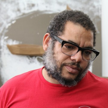 Kcho, aka, Alexis Leiva Machado, is one of Cuba's most famous artists.