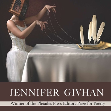 Jennifer Givhan, Landscape with Headless Mama, Pleiades Press.