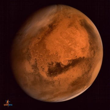 Image: India joins Mars space missions