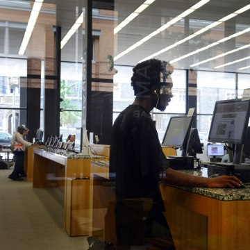 The New Digital Commons Space At Martin Luther King, Jr Memorial Library