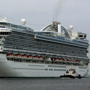 Princess Cruises To Pay 40M Fine For 39Magic Pipe39 Sea Waste  NBC News