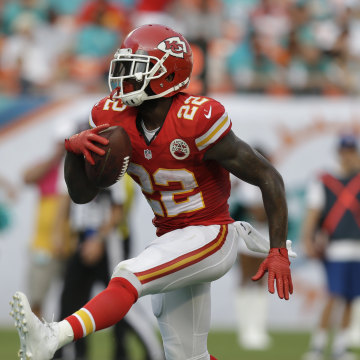IMAGE: Joe McKnight in 2014