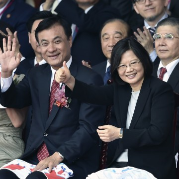 TAIWAN-CHINA-POLITICS