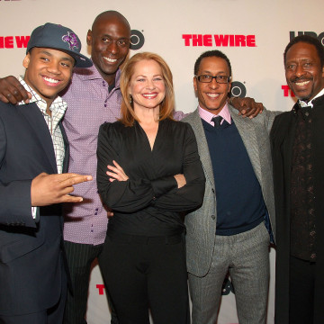"""HBO's New York Premiere of """"The Wire"""""""