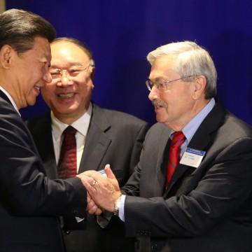 Chinese President Xi Jinping Visits Seattle, Washington