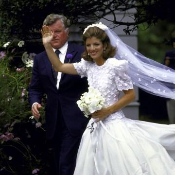 Caroline Kennedy Before Her Wedding