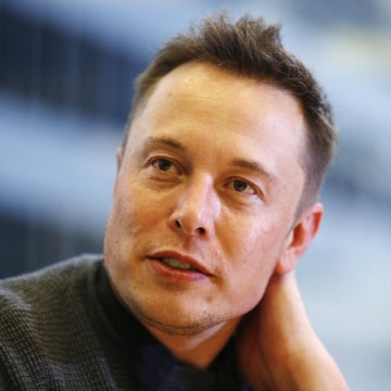 Image: Musk, CEO of Tesla Motors and SpaceX, attends the Reuters Global Technology Summit in San Francisco