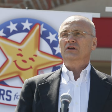 Image: Andy Puzder