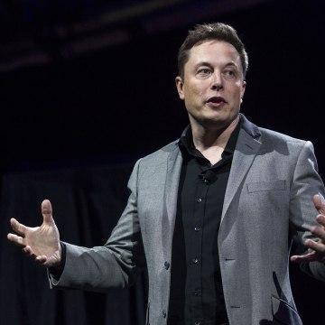 Image: Tesla Motors CEO Elon Musk