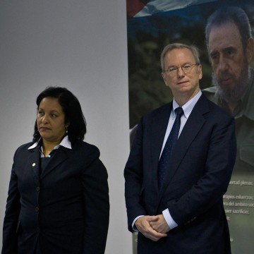 Image: Eric Schmidt, Mayra Arevich Marin