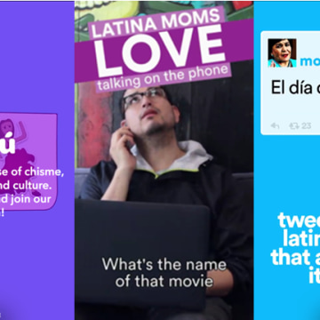 The first mitu Snapchat Discover story on December 13, 2016.