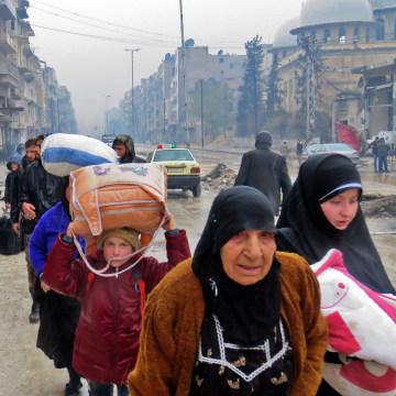 Image: BESTPIX SYRIA-CONFLICT