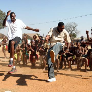 Image: Basketball Without Borders