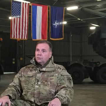 """Image: General Frederick """"Ben"""" Hodges"""