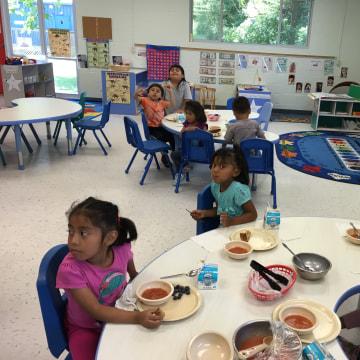 Toddler Classroom, East Coast Migrant Head Start program.