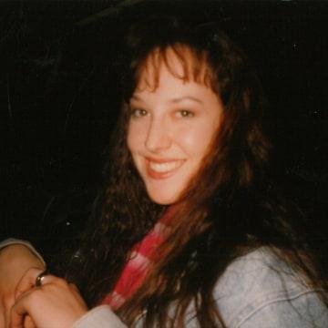 Image: Mandy Martinson in a photo taken circa 2000