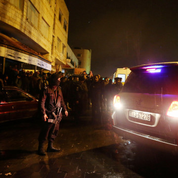 Image: Multiple Deaths Reported In Gun Attack In Jordan