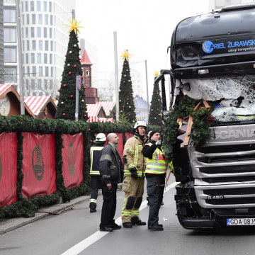 Image: Christmas market attack