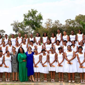 Oprah Winfrey Leadership Academy for Girls - Class of 2011 Inaugural Graduation