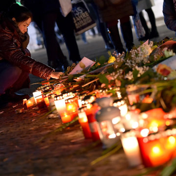 Image: Berlin in the wake of Christmas market attack