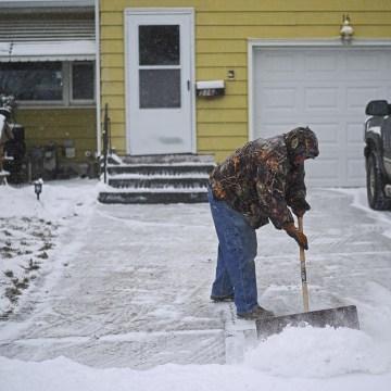 IMAGE: South Dakota snow