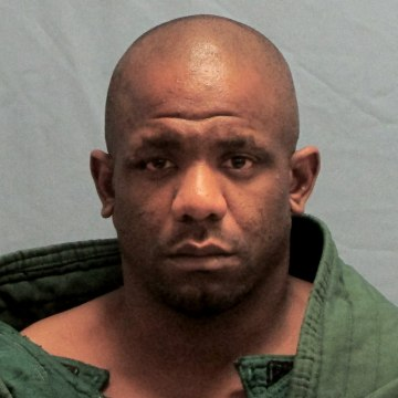 Image: Mug shot of Gary Holmes, an Arkansas man accused of killing 3 year-old boy.