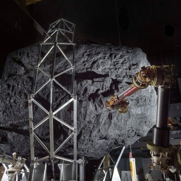 Image: Asteroid Redirect Mission