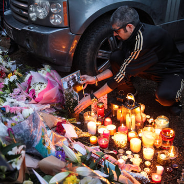 Image: Tributes After The Death Of Music Icon George Michael