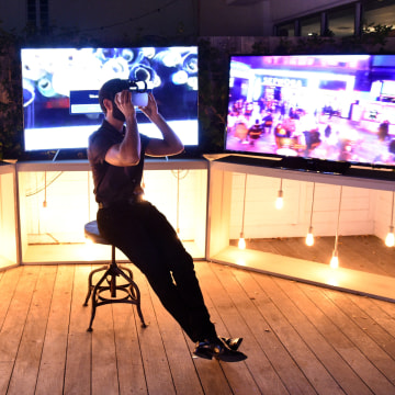 Image: Prabal Gurung Hosts Samsung Gear 360 Photo Exhibition At Soho Beach House During Art Basel 2016