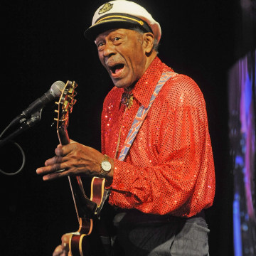 Chuck Berry New Year's Eve Concert