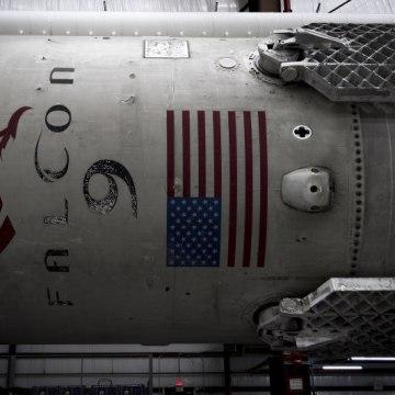 Image: Falcon 9 rocket