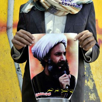 Image: Top Shiite cleric among 47 executed in Saudi Arabia