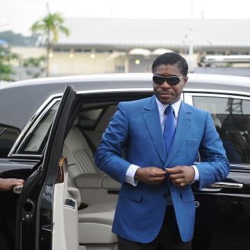 Image: Teodoro Nguema Obiang Mangue