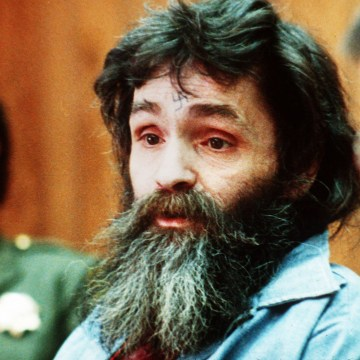 Image: Charles Manson in 1986.