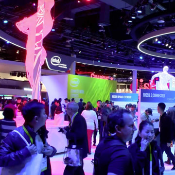 Image: CES in 2016.